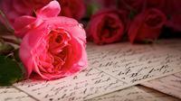 Ilustrasi surat cinta / iStockphoto