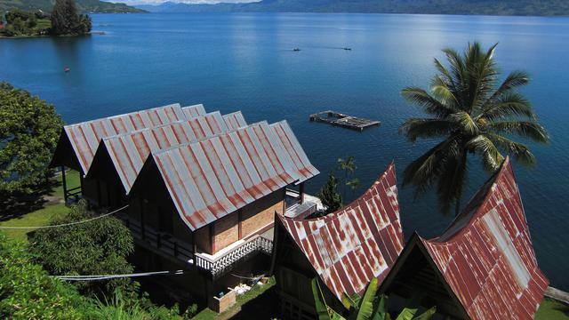 3000+ Gambar Danau Toba Dari Satelit HD Paling Baru