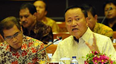 DPR Pertanyakan Menkumham Soal Pemilihan Pimpinan KPK