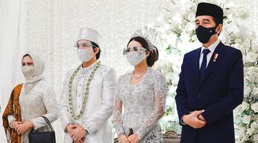 [Fimela] Pernikahan Atta Halilintar dan Aurel Hermansyah