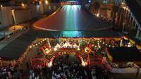 Berikut keseruan menghabiskan liburan melihat pertunjukan sirkus di The Great British Circus. (Foto: Dok. Mal Kelapa Gading)