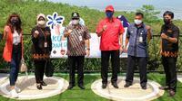 Kampoeng Kopi Banaran, Kabupaten Semarang jadi sentra vaksinasi COVID-19. (dok. Instagram @kampoengkopibanaran.id/https://www.instagram.com/p/CRoMD-qFLHa/)