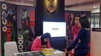 30 animator terkemuka tanah air berkumpul di Animpiade 2019 di JEC Yogyakarta, Jumat sampai Minggu (11-13/10/2019). (Liputan6.com/ Switzy Sabandar)