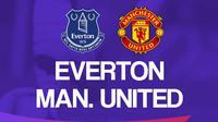 Premier League - Everton Vs Manchester United (Bola.com/Adreansu Titus)