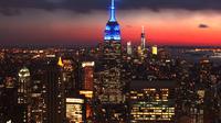 Empire State Building, New York, Amerika Serikat. (Jinna Yang)