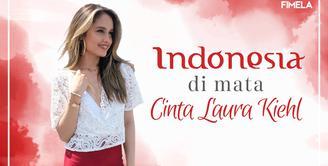 Indonesia di Mata Cinta Laura Kiehl
