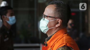 Suap Izin Benih Lobster, Mantan Menteri KP Edhy Prabowo Dihukum Lima Tahun Penjara