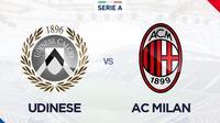 Serie A - Udinese Vs AC Milan (Bola.com/Adreanus Titus)