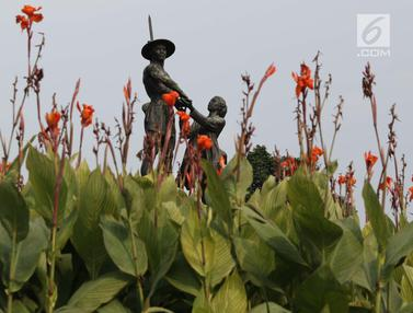 Taman Tugu Tani Masuk Dalam Lima Taman Yang Akan Direvitalisasi