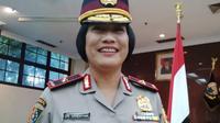 Brigjen Pol Sri Handayani di mutasi dari jabatan lama sebagai Wakapolda Kalimantan Barat (Kalbar) menjadi Kepala Brio Perawatan Personel SSDM Polri. (istimewa)