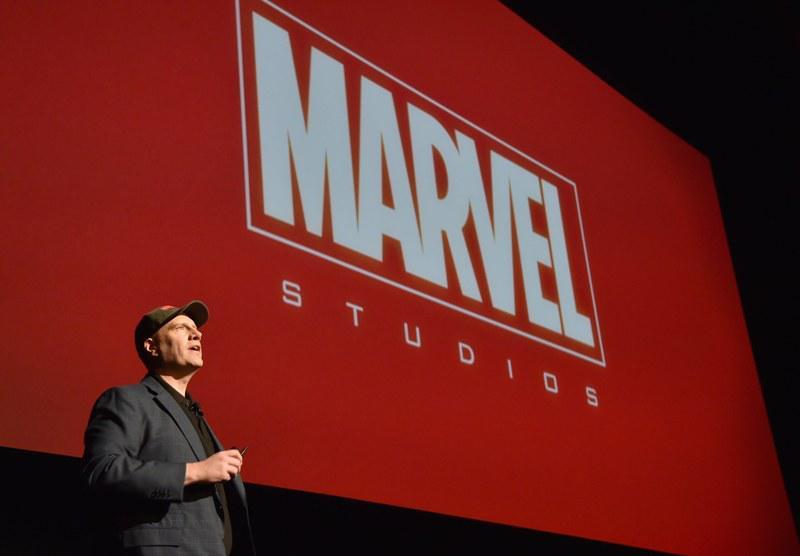 Kevin Feige,bos Marvel Studios