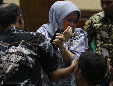 Kasus Suap DPRD Sumatera Utara, Tiaisah Ritonga Dihukum 4 Tahun Penjara