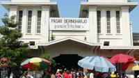 Pasar Beringharjo, Yogyakarta. (yogya-backpacker.com)