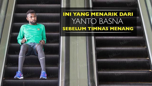 Video menarik soal Yanto Basna sebelum Timnas Indonesia meraih kemenangan 3-0 atas Malaysia dalam laga uji coba, Selasa (6/9/2016).
