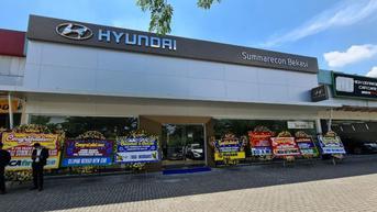 Perkuat Pasar, Andalan Hyundai Perluas Jaringan hingga ke Bekasi
