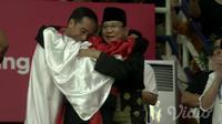 Pesilat Hanifan Yudani Kusumah Satukan Jokowi dan Prabowo (vidio.com)