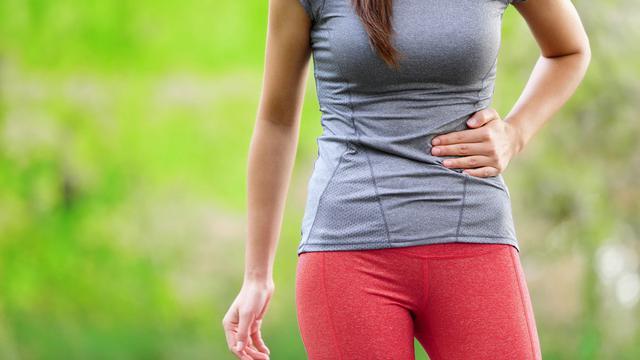 Sakit Perut Sebelah Kiri, Apa yang Salah? (Maridav/Shutterstock)