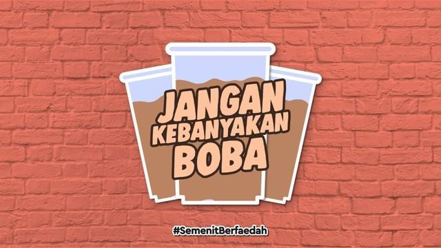 Boba tea atau Buble tea lagi hits di kalangan pecinta minuman di Indonesia. Tapi ternyata kebanyakan mengkonsumsi Boba tea bisa berbahaya bagi tubuh loh.