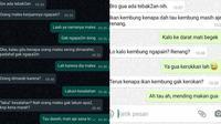 Chat tebak-tebakan (Sumber: Instagram/kocak_bareng2)