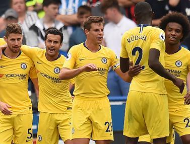 Chelsea, Premier League, Huddersfield Town
