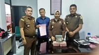 Kejari Palopo belum mengeksekusi terpidana korupsi kredit fiktif BPD Palopo, Irianwati (Liputan6.com/ Eka Hakim)