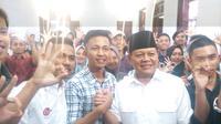 Calon Gubernur Jawa Barat Sudrajat (Liputan6.com/Huyogo Simbolon)