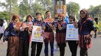 Pemkot Tangerang Kampanyekan TOSS TB Tekan Penderita Tuberkulosis. (Liputan6.com/Pramita Tristiawati)