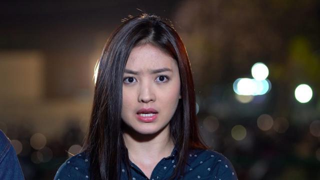 Natasha Wilona Bocorkan Konflik Yang Ada Di Sinetron Cinta