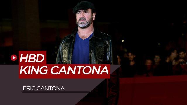 Berita Video Bertepatan Dengan Hari Lebaran, Legenda Manchester United, Eric Cantona Ulang Tahun Hari Ini