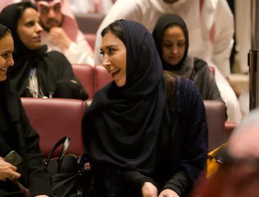 Black Panther-Bioskop Arab Saudi