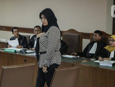 Mirawati Basri Jalani Sidang Dakwaan Suap Impor Bawang Putih