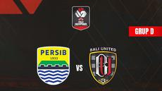 Piala Menpora - Persib Bandung Vs Bali United (Bola.com/Adreanus Titus)