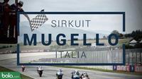 MotoGP_Sirkuit Mugello_Italia (Bola.com/Adreanus Titus)