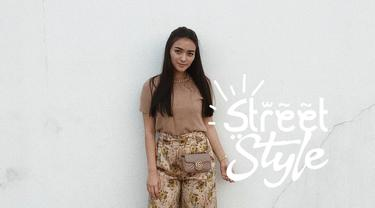 Street style Citra Kirana. (Instagram/citrakirana)