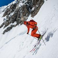 Belum pernah ditaklukan oleh siapapun, Gille Sierro jadi orang pertama yang berhasil lalui jalur ski paling berbahaya di Bumi.