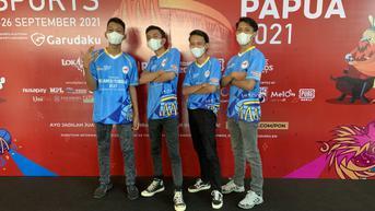 Sulawesi Tenggara Kantongi Medali Emas Free Fire Ekshibisi Esports PON XX Papua