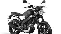 All Yamaha XSR 155 dengan aksesori