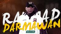 Rahmad Darmawan. (Bola.com/Dody Iryawan)