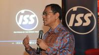 Presiden Direktur ISS Indonesia, Elisa Lumbantoruan.
