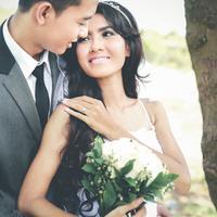 Pasang surut persiapan menikah./Copyright shutterstock.com