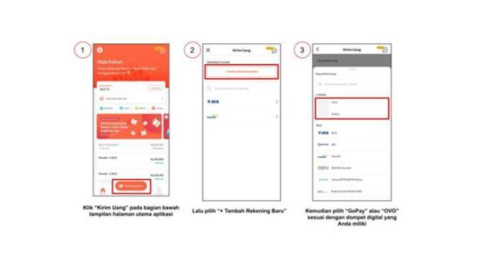 Cara Top Up Gopay dan Ovo Secara Gratis via Aplikasi Flip