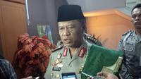 Kapolda Jawa Barat Irjen Pol Anton Charliyan, di Mapolda Jabar, Jumat (13/1/2017). (Aditya Prakasa/Liputan6.com)