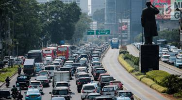 Ganjil Genap Untuk Atasi Polusi Jakarta
