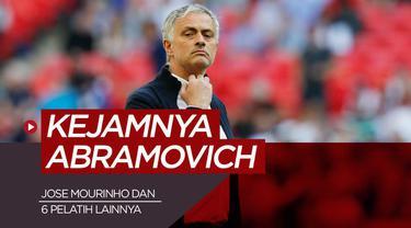 Berita video vlog kali ini akan membahas tentang kejamnya Chelsea era Roman Abramovich, hanya Jose Mourinho yang paling lama bertahan.