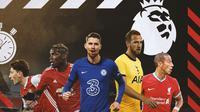 Ilustrasi - Bursa Transfer Liga Inggris (Bola.com/Adreanus Titus)