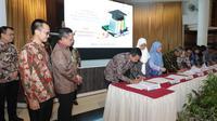 PT PLN (Persero) meluncurkan Program Magang Mahasiswa Bersertifikat (PMMB) gelombang II tahun 2019, sebagai wujud komitmen perusahaan dalam mendukung sektor pendidikan.