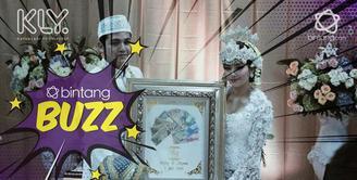 Rizky Alatas dan Adzana Bing Slamet Resmi Jadi Pasangan Suami-Istri