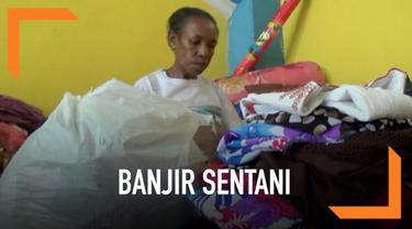 Martapina Seseray menjadi korban selamat bencana banjir Sentani. Ia kehilangan suami dan cucunya karena terseret kuatnya arus banjir.