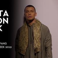 Sentuhan Gaya Jepang di Jakarta Fashion Week 2019
