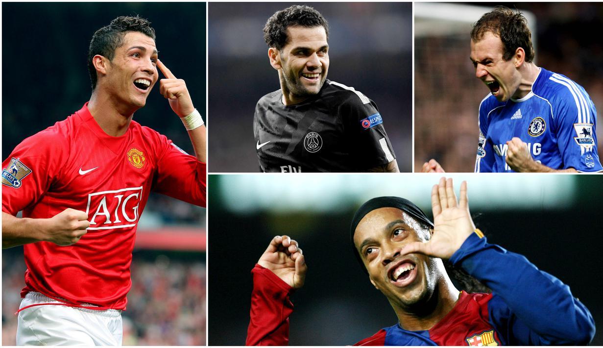 FOTO Misteri Dibalik 8 Pembajakan Pesepak Bola Di Bursa